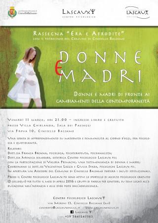 Conferenza Lascaux 11 marzo